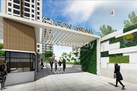 Căn hộ SG Asiana giao nhà ngay, giá gốc CĐT 2.6tỷ/căn, 30% sở hữu ngay