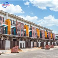 Nhà 1 trệt 1 lầu 100m2 đường Dân Chủ KCN VSIP 2 mở rộng, Tân Uyên, Bình Dương.