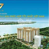 Bán căn hộ cao cấp quận 7 Q7 SG Riverside giá 2.2 tỷ gồm 2PN-67m2, ban công hướng Nam rất mát