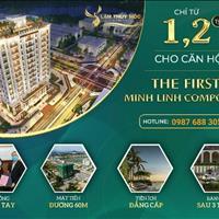 Căn hộ cao cấp The first Minh Linh Compound tại TTTP Huế - chiết khấu 8% - sổ hồng vĩnh viễn