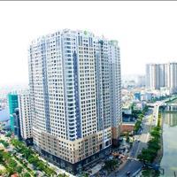 Bán căn hộ Sài Gòn Royal Quận 4 - TP Hồ Chí Minh giá 4.3 tỷ, 54m2 thiết kế 1+1PN