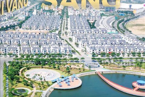 Bán nhanh nhà phố thương mại mặt tiền lớn 10m phố Vạn Phúc, Hà Đông, sổ đỏ sang tên trong tháng
