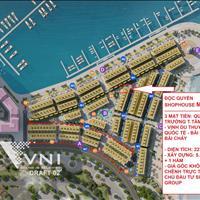 Độc quyền Shophouse M502 Sun Marina - Căn góc 3 mặt tiền quảng trường t.tâm - giá gốc từ Sun Group