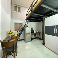 Cho thuê căn hộ Gác Lửng Siêu Rộng quận Phú Nhuận - Phan Xích Long Phố Ẩm Thực giá 5.Triệu