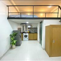 Cho thuê căn hộ Gác Lửng Siêu Rộng  Quận 3 - Chợ Tân Định Chùa Vĩnh Nghiêm giá 7. Triệu