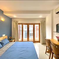Cho thuê căn hộ 1PN, ban công thoáng mát ngay Lê Văn Sỹ Q3, gần ngay ngã tư với Trần Quang Diệu