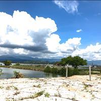Chính chủ bán lô đất hai mặt tiền đường lớn 30m gần đầm thủy triều, giá 80% khu vực, sổ đỏ thổ cư