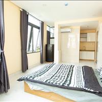 Căn Hộ mới xây cửa sổ view thoáng gần Chợ Tân Định Q1 Full nội thất