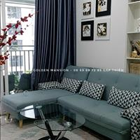 Duy nhất 1 căn góc diện tích 86m2 - 3PN đầy đủ nội thất chung cư Golden Mansion LH: 08 69 69 72 85