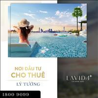 Lavida Plus - Q.7 - Vị trí kim cương ngay góc ngã tư Nguyễn Văn Linh - Nguyễn Hữu Thọ.