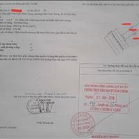 Chia tài sản thừa kế, bán lỗ đất khu chợ Điện Nam Trung 100m2