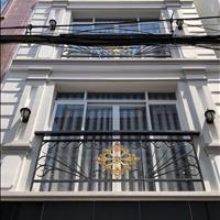 Bán nhà siêu đẹp, Phan Xích Long, PN, 35 m2, 5 tầng, ngang 4m, tặng nội thất, sổ vuông.