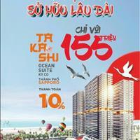 Đầu tư sinh lời cao -Takashi Ocean Suite- căn hộ view biển sở hữu vĩnh viễn- chất Nhật tại Quy Nhơn