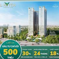 Bán căn hộ Lavita Thuận An Bình Dương giá 32tr/m2 hoàn thiện cơ bản thanh toán chỉ 30%
