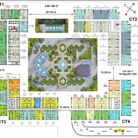Bán căn hộ chung cư Eco Green City, căn 10, 92,4m2 3PN, giá 2,5 tỷ
