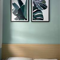 Căn hộ nội thất mới - tầng cao - Tone nhẹ nhàng sang trọng