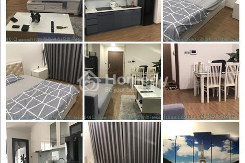 Cho thuê căn hộ 2PN full nội thất chung cư Vinhomes Green bay quận Nam Từ Liêm - Hà Nội