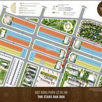 Ngoại giao lô đất đối diện Quảng trường thuộc dự án TNR Stars Đak Đoa - 0965.268.349