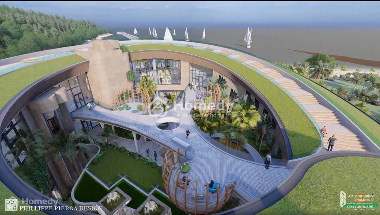 Tiện ích dự án Hải Giang Merry Land Quy Nhơn