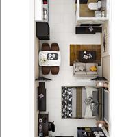 Cho thuê căn hộ Eco Xuân cạnh Lotte Mark, Thuận An, Bình Dương, giá 7tr/tháng