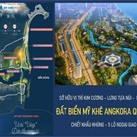 Bán đất mặt tiền đường Mỹ Trà, Mỹ Khê, ngay khu đô thị Mỹ Khê Angkora Park, giá gốc CĐT
