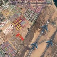 Bán lô đất mặt đường Trần Kiệt 30m2 đối lưng với sân bay tuy hoà