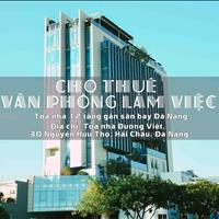 Cho thuê văn phòng diện tích 40m2 - 210m2 tại Quận Hải Châu, Đà Nẵng