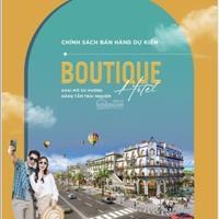 Mở bán giai đoạn 1 shop Boutique Hotel - Novaworld Phan Thiết - đường 37m nối ra cao tốc - 5 tỷ