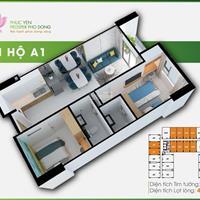 [Gấp]Ko đủ tiền thanh toán tiếp sang lại căn hộ chung cư Prosper Phố Đông 64m2 tầng 7, view thoáng