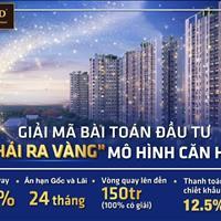 Mở bán tòa tháp cuối cùng 750tr sở hữu căn hộ cao cấp