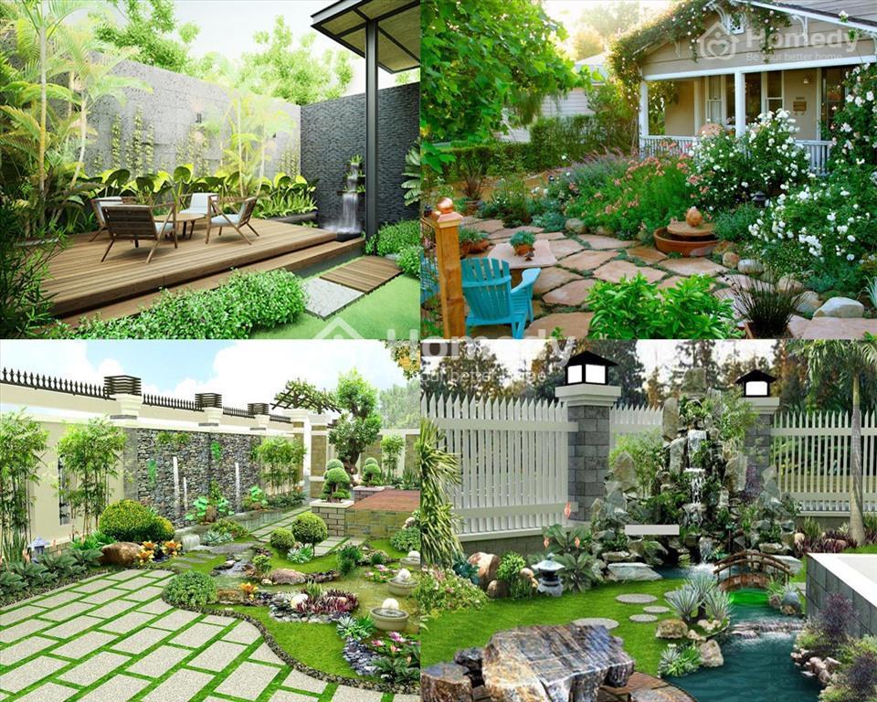 Đá lát sân vườn đẹp