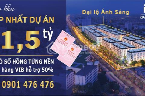 Bán đất nền dự án quận Bình Chánh - TP Hồ Chí Minh giá 1.50 tỷ