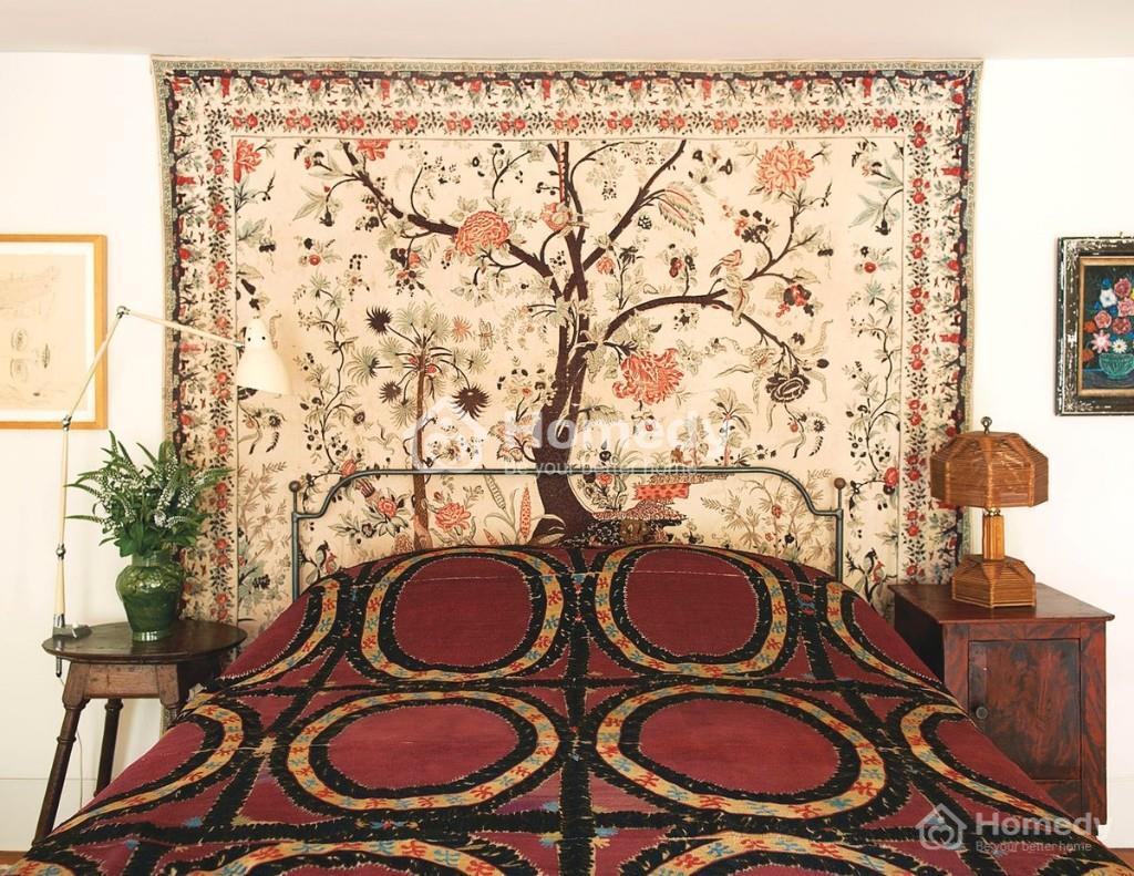 Phòng ngủ phong cách chiết trung