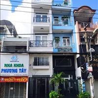 Nhà mặt tiền Hưng Phú Quận 8, TP Hồ Chí Minh diện tích 42m2