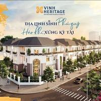 Vinh Heritage bán biệt thự đơn lập dành cho chủ nhân thành đạt