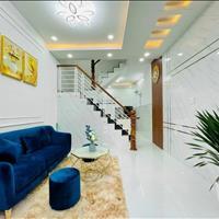 Bán nhà 3 tầng tặng nội thất 250m2 sàn chỉ 2 tỷ trung tâm Tân Uyên