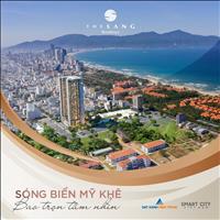 Căn hộ chung cư cao cấp hoàn toàn mới, view biển 100% đối diện Furama Resort, Đà Nẵng