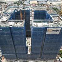 Căn 2PN Bcons Garden, giá chỉ từ 1.19 tỷ, đã cất nóc