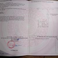Bán 50.6m đất 2 mặt tiền tại Tả Thanh Oai giá 1.265 Tỷ
