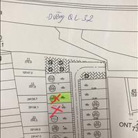 Chính chủ cần bán 2 ô đất khu phân lô đông đúc gần sát đường QL 32 khả năng sinh lời cao