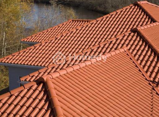 Quy trình lợp mái ngói khung kèo thép