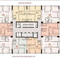 Bán căn hộ quận Hoàng Mai - Hà Nội giá 1.97 tỷ