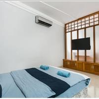 Siêu phẩm căn hộ  Nguyễn Thị Minh Khai quận 1 bao điện nước giá siêu tốt, đường oto quay đầu