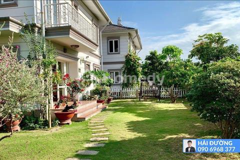 Cho thuê biệt thự song lập Thủ Đức Garden Homes sân vườn rộng, 250m2, hướng Đông Nam