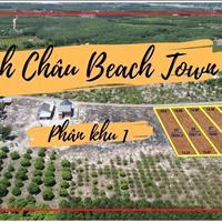 Bán 6 lô đất ven biển, MT đường nhựa, sổ hồng riêng, trung tâm xã Bình Châu, ngay suối nước nóng