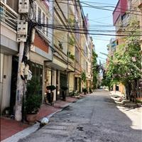 Cho thuê nhà riêng ngõ 281 Tam Trinh, quận Hoàng Mai - Hà Nội, dt 52m2 nhà 4 tầng, giá 11.00 Triệu