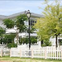 Cho thuê biệt thự song lập Thủ Đức Garden Homes, hướng Tây Bắc, 280m2, sân vườn rộng, căn góc