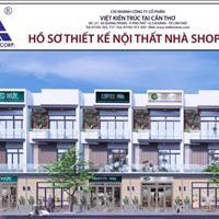 Bán nhà phố 1 trệt 2 lầu (shophouse) - KDC Hoàng Quân