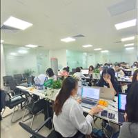 Nhân Chính - Thanh Xuân: Cho thuê văn phòng 160m2 giá rẻ, mặt tiền 8m tại mặt đường Khuất Duy Tiến