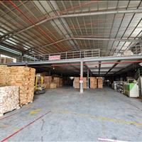 Cho thuê kho xưởng 7000m2 mặt tiền Đại lộ Bình dương, hiện đang là xưởng gỗ